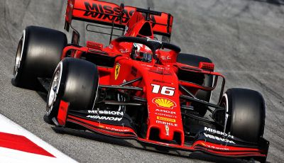 F1 2019 GP di Germania: Leclerc e la Ferrari brillano nelle libere di Hockenheim davanti a Vettel e Hamilton