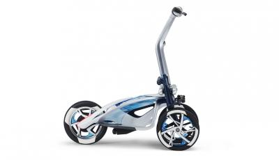 Yamaha TriTown: il monopattino elettrico ispirato alla Niken