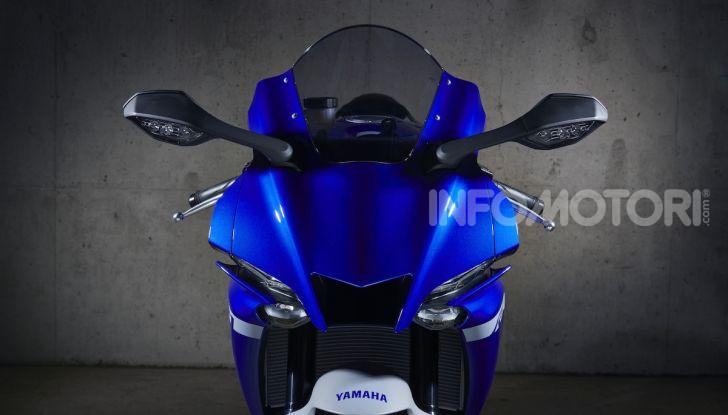 Nuove Yamaha YZF-R1 2020 e R1M 2020: ancora più MotoGP! - Foto 10 di 39