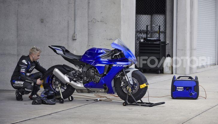 Nuove Yamaha YZF-R1 2020 e R1M 2020: ancora più MotoGP! - Foto 19 di 39