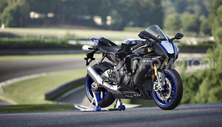 Nuove Yamaha YZF-R1 2020 e R1M 2020: ancora più MotoGP! - Foto 38 di 39