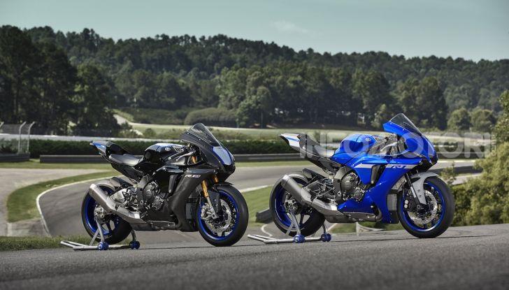 Nuove Yamaha YZF-R1 2020 e R1M 2020: ancora più MotoGP! - Foto 39 di 39