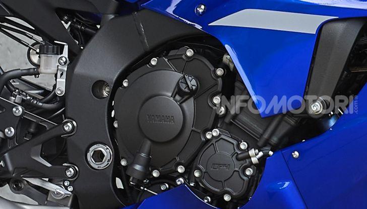 Nuove Yamaha YZF-R1 2020 e R1M 2020: ancora più MotoGP! - Foto 9 di 39