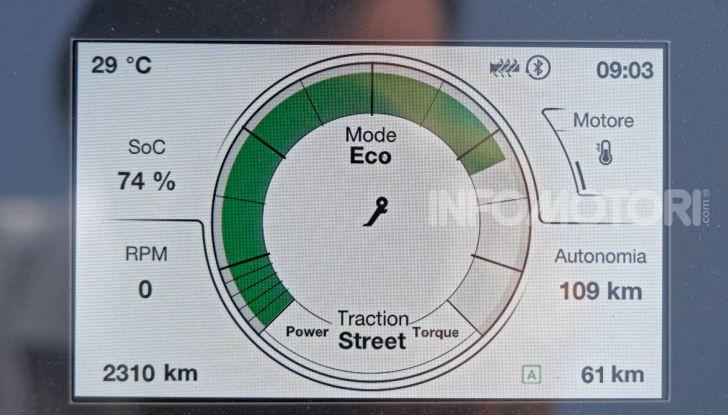 Prova Zero Motorcycles SR/F, l'elettrica di nuova generazione è di un altro pianeta! - Foto 21 di 58
