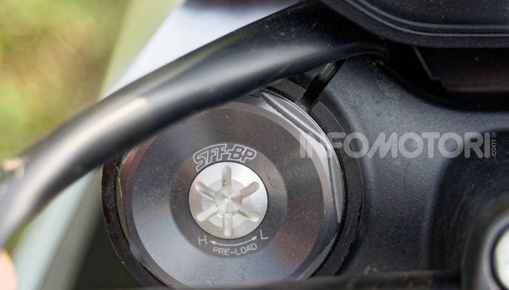 Prova Zero Motorcycles SR/F, l'elettrica di nuova generazione - Foto 25 di 58