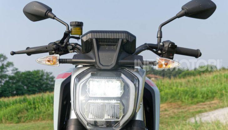 Prova Zero Motorcycles SR/F, l'elettrica di nuova generazione - Foto 28 di 58