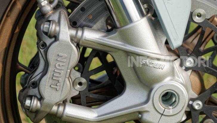 Prova Zero Motorcycles SR/F, l'elettrica di nuova generazione - Foto 29 di 58