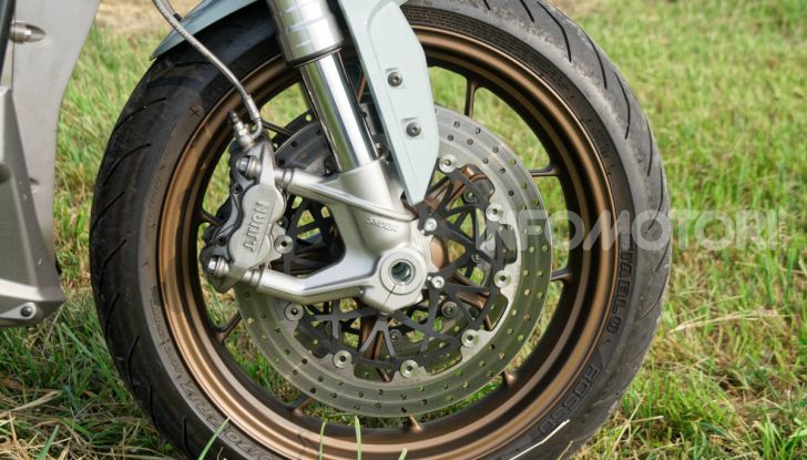 Prova Zero Motorcycles SR/F, l'elettrica di nuova generazione è di un altro pianeta! - Foto 30 di 58