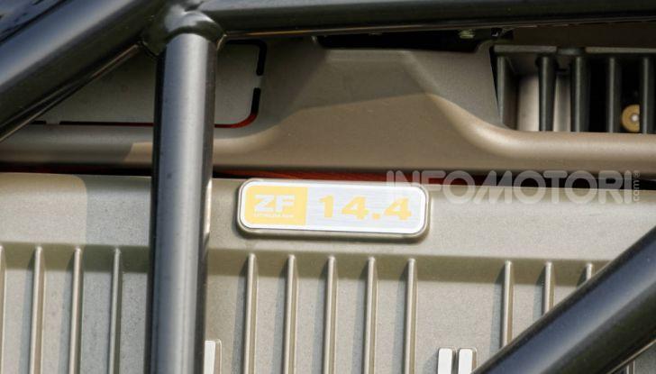 Prova Zero Motorcycles SR/F, l'elettrica di nuova generazione - Foto 33 di 58