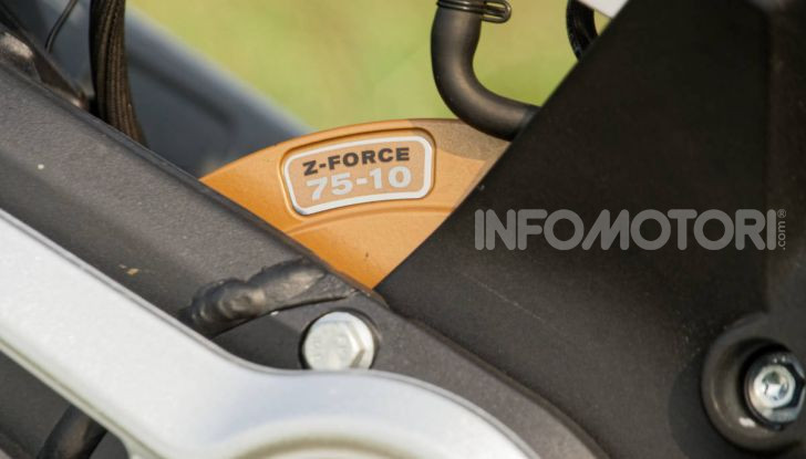 Prova Zero Motorcycles SR/F, l'elettrica di nuova generazione è di un altro pianeta! - Foto 34 di 58