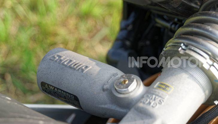 Prova Zero Motorcycles SR/F, l'elettrica di nuova generazione - Foto 36 di 58