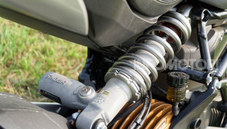 Prova Zero Motorcycles SR/F, l'elettrica di nuova generazione - Foto 37 di 58