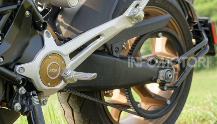 Prova Zero Motorcycles SR/F, l'elettrica di nuova generazione è di un altro pianeta! - Foto 53 di 58