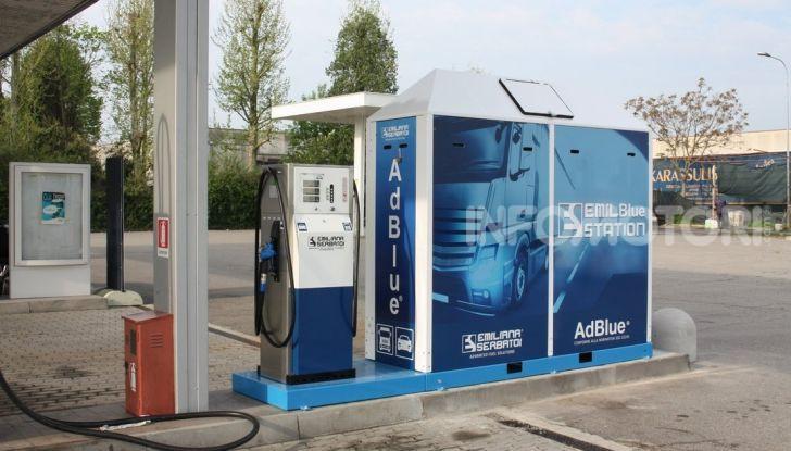 AdBlue: Cos'è, quanto costa e a cosa serve l'additivo auto per abbassare i consumi - Foto 10 di 10