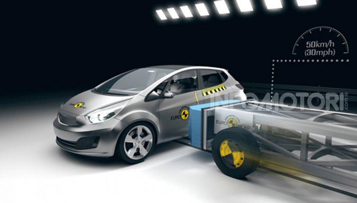 Crash test: tutto quello che c'è da sapere sulle prove d'impatto EuroNCAP - Foto 11 di 13