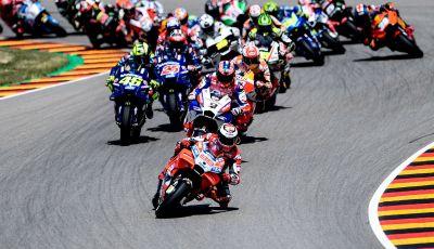 Orari MotoGP Sachsenring 2019, GP di Germania in diretta Sky e differita TV8