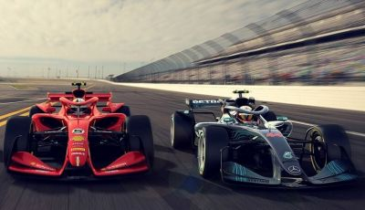 F1: prima bozza del nuovo regolamento per la Formula 1 del 2021