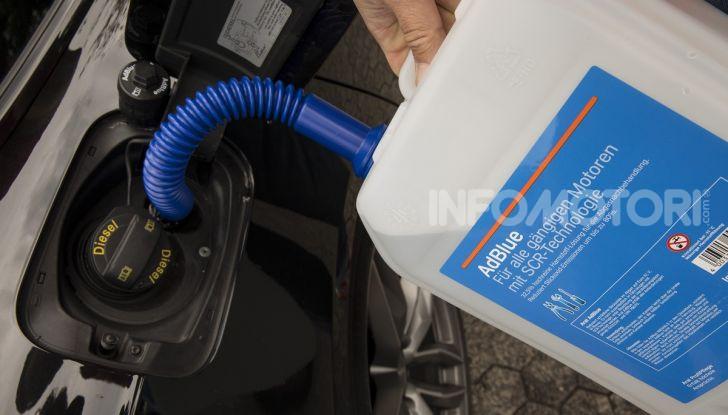 AdBlue: Cos'è, quanto costa e a cosa serve l'additivo auto per abbassare i consumi - Foto 5 di 10