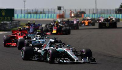 F1 2019, GP di Ungheria: gli orari tv Sky e TV8 dell'Hungaroring
