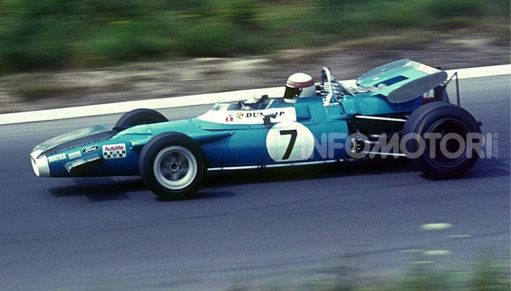 F1: Jackie Stewart torna in pista a Silverstone all'età di 80 anni - Foto 7 di 9