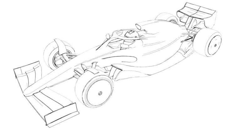 F1: prima bozza del nuovo regolamento per la Formula 1 del 2021 - Foto 10 di 10