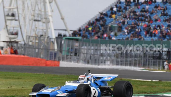 F1: Jackie Stewart torna in pista a Silverstone all'età di 80 anni - Foto 6 di 9