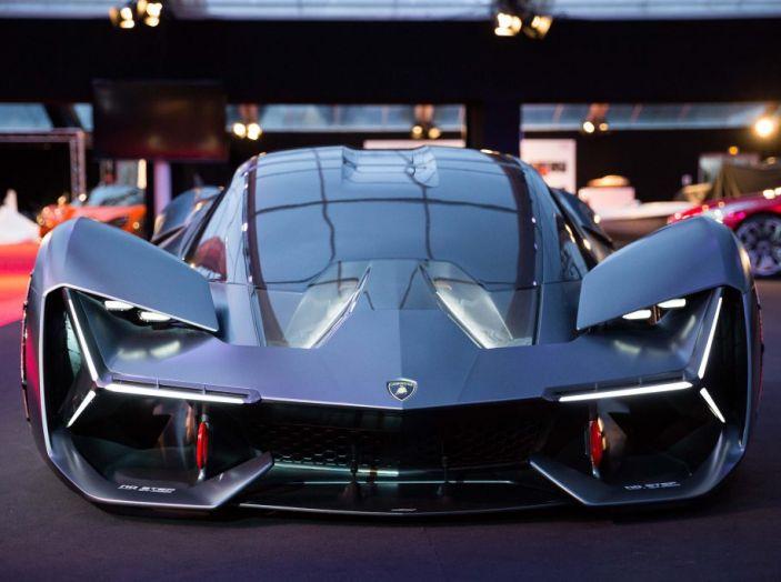 Lamborghini Unico: la supercar ibrida è pronta al debutto