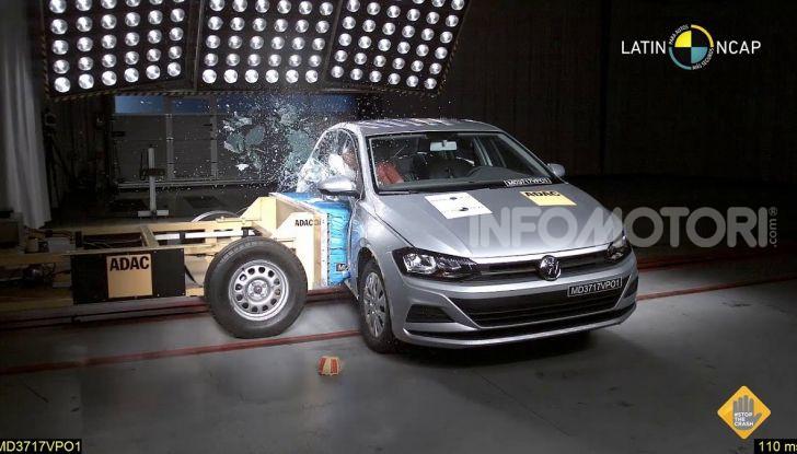 Crash test: tutto quello che c'è da sapere sulle prove d'impatto EuroNCAP - Foto 5 di 13