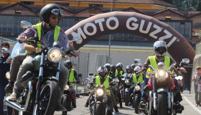Moto Guzzi Open House torna dal 6 all'8 settembre