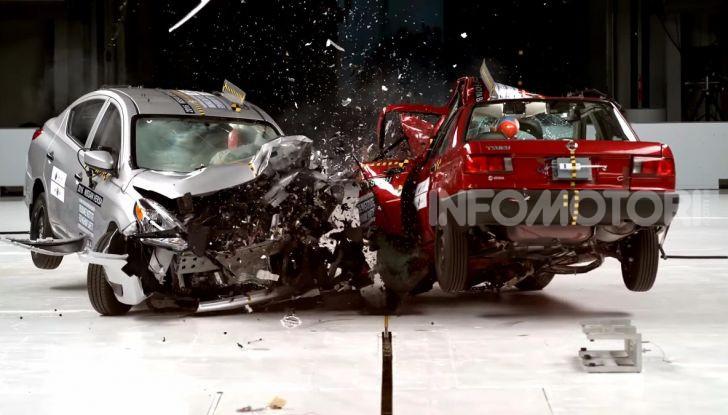 Crash test: tutto quello che c'è da sapere sulle prove d'impatto EuroNCAP - Foto 2 di 13