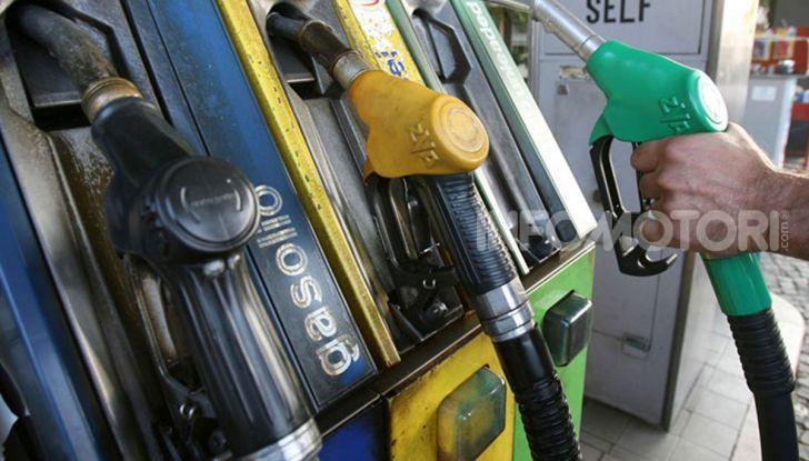 Benzina: prezzi in picchiata a causa del Coronavirus - Foto 7 di 10