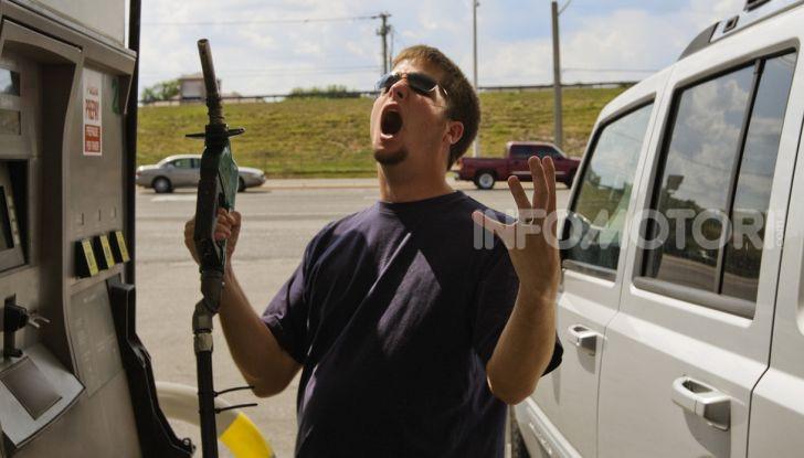 Sciopero benzinai 6 novembre