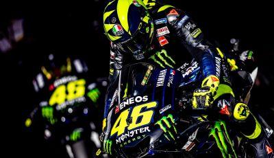 """MotoGP: Rossi in Yamaha """"situazione difficile"""", si avvicina il ritiro?"""