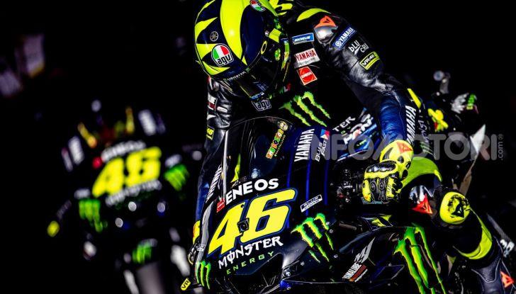 """MotoGP, Valentino Rossi si racconta: """"A 40 anni sono in forma, non ho rimpianti"""" - Foto 1 di 10"""