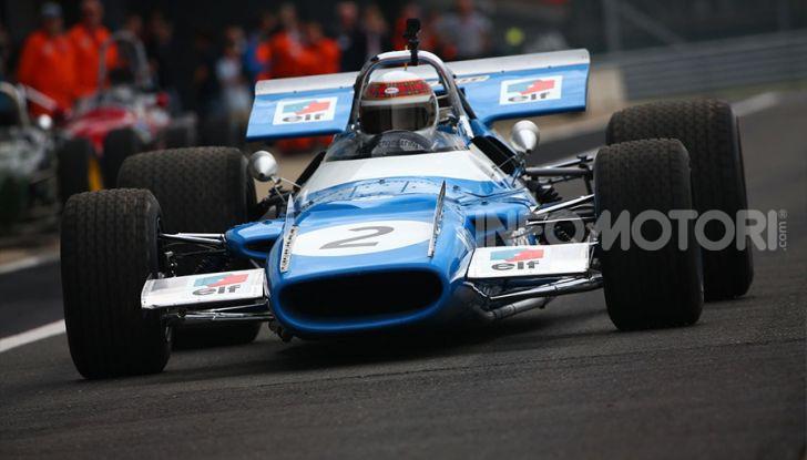 F1: Jackie Stewart torna in pista a Silverstone all'età di 80 anni - Foto 1 di 9