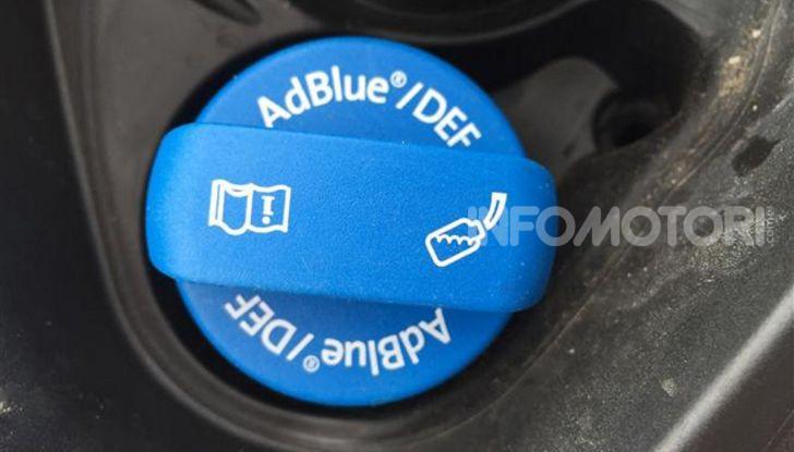 AdBlue: Cos'è, quanto costa e a cosa serve l'additivo auto per abbassare i consumi - Foto 3 di 10