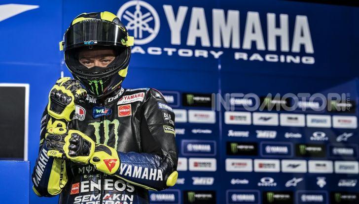 """Burgess su  Rossi: """"Forse è rimasto troppo in MotoGP"""" - Foto 10 di 10"""