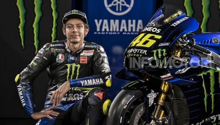 """Burgess su  Rossi: """"Forse è rimasto troppo in MotoGP"""" - Foto 7 di 10"""