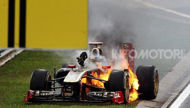 F1: i piloti più famosi licenziati a stagione in corso - Foto 5 di 16
