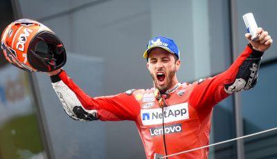 MotoGP 2019, GP d'Austria: Dovizioso batte Marquez all'ultima curva, Ducati ancora regina del Red Bull Ring