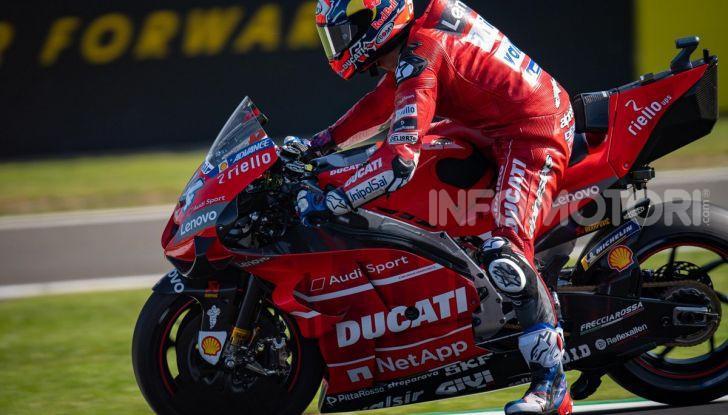 MotoGP 2019, GP di Gran Bretagna: Marquez suona la carica e centra la pole davanti a Rossi e Miller, Dovizioso settimo - Foto 13 di 19