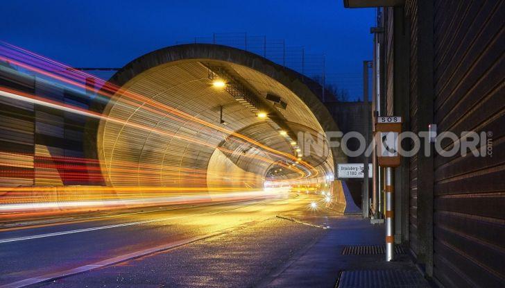 Traforo del Gran Sasso chiuso per lavori dal 30 settembre al 4 ottobre - Foto 7 di 13