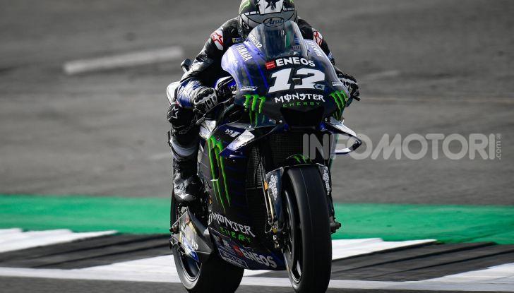 MotoGP 2019, GP di Gran Bretagna: Rins vince a Silverstone una gara al fotofinish, Dovizioso a terra - Foto 17 di 19