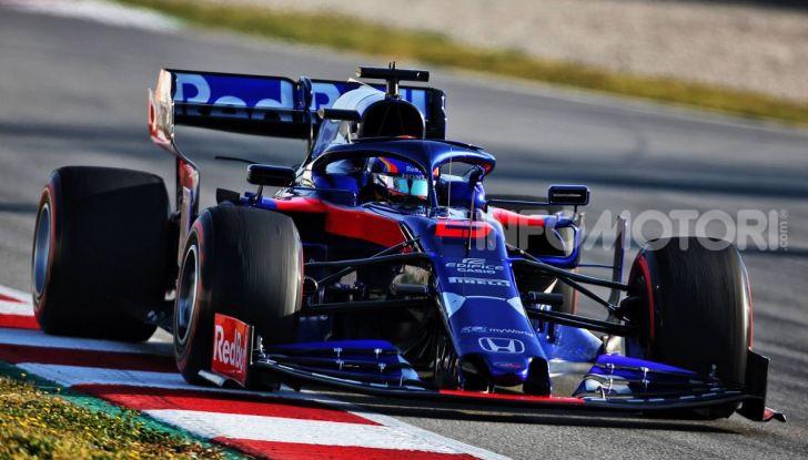 F1 2019: Albon al posto di Gasly in Red Bull dal GP del Belgio - Foto 3 di 10