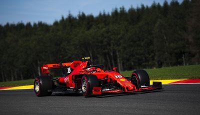 F1 2019, GP del Belgio: Leclerc vola nelle qualifiche di Spa-Francorchamps e centra la pole davanti a Vettel e alle Mercedes
