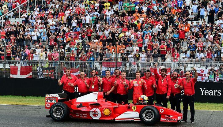 F1 2019: Michael Schumacher trasportato in Francia per delle cure segrete - Foto 12 di 13