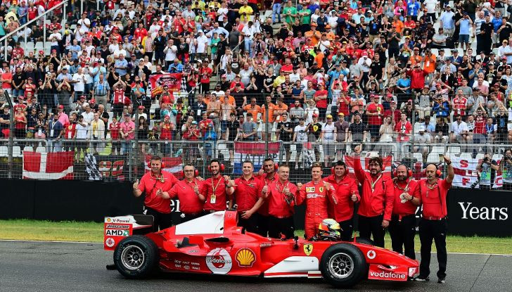 "F1, Jean Todt su Michael Schumacher: ""Non c'è più comunicazione"" - Foto 12 di 13"