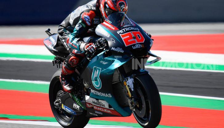 MotoGP 2019, GP d'Austria: Marquez davanti a tutti nelle libere del venerdì, Dovizioso a terra - Foto 15 di 19