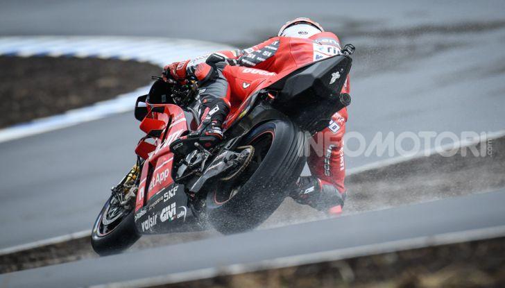 MotoGP 2019: Bradley Smith e l'Aprilia al top nella due giorni di test sul KymiRing - Foto 5 di 11
