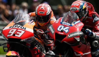 MotoGP 2019, GP di Gran Bretagna: gli orari Sky e TV8 di Silverstone